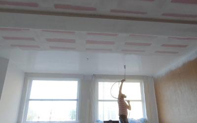 Vidéo : Impréssion de peinture à l'Airless